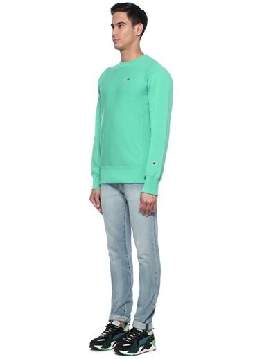 Champion Sweatshirt Yeşil